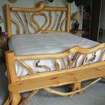 THE Honeymoon BED!!