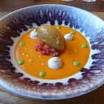 déclinaison sur la tomate de la ferme de l'hydromante