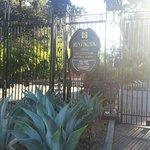 Entry Huntington Gardens