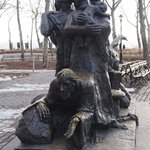 The Immigrants ~ a memorial dedicated to everyone who came to America through Castle Gardens