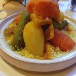 Couscous Royal aux 7 légumes