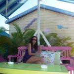 Terrase Hôtel de la plage