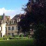 Photo de Camping Le Château de Chigy