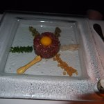 Waygu Steak Tartare, appetizer