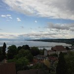 Konstanz Harbour from the cathedral