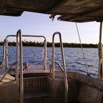 Approaching Bounty Island