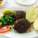 Delicious Greek meat!