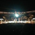 Aida Opera Night Time
