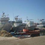 Mahdia-přístav