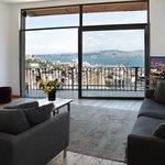 Blick aus der Wohnung Hagia Sofia