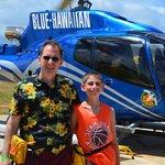 Blue Hawaiian Tour