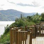 Stunning views of Loch Ness