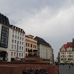 Markt a Lipsia