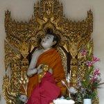 Un bouddha réveur ?