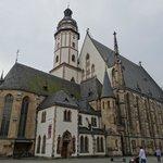 La Thomaskirche di Lipsia