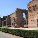 thermes de Caracalla