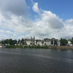 Veduta dal Sint Servaas Bridge