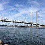Beautiful Blue Bridge