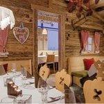 Restaurant Inn's Holz