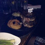 the pork chops