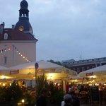 Riga - 23 Uhr und noch hell