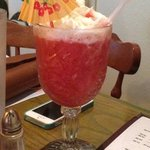 wonderful strawberry daiquiri