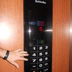 Detalle ascensor
