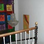 parties communes, escaliers