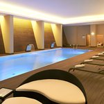 Indoor heated pool for adults only