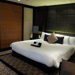 lovely big bed