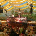 Духовой оркестр в павильоне