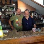 Marco, Franco e il suo ottimo caffe'!!
