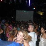 Inside the La Bamba discoteka