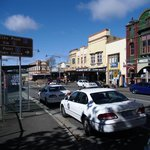 Katoomba city center
