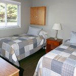 Chalet - Two twin beds