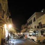 night in castellammare