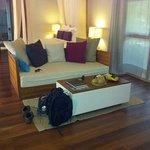 sitting-room area