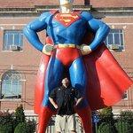 Man of steel Superman....