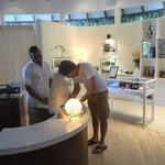 Spa (everyday massages @Centara)