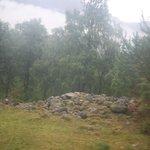 A Viking Burial Mound
