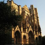 The Cathedral Church of Sainte John the Divine
