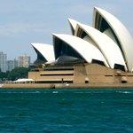 Sydney Opera House, near by