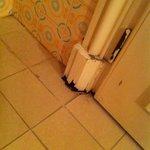 De la pourriture dans les salles bains et des cafards morts depuis?!?!