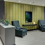 Lobby with Lounge Seating