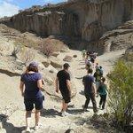 visite de la reserve du San Blas