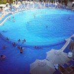 yasmin resort ikinci havuz