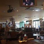 hotel sports bar