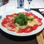 Beef Carpaccio. very good