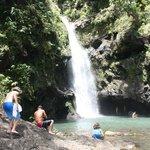 Waterfalls - road to Hana