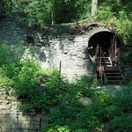 LOCKPORT CAVE entrance